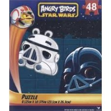 Angry Birds Star Wars 48 Piece Puzzle