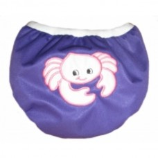 Katie Crab - Pull Up Swim Diaper