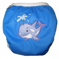 Lil Squirt - Snap Swim Diaper