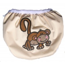 Monkey Mania - Snap Swim Diaper