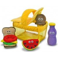 Picnic Basket Fill & Spill Soft Toy