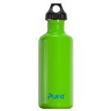 Pura Kiki Stainless Steel Wide-Mouth Adult Bottles, 0.8L