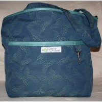 Taylor Tote-Style Diaper Bag